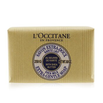 L'Occitane Shea Butter Extra Gentle Soap - Milk  250g/8.8oz