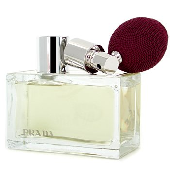Prada Amber Eau De Parfum Deluxe Refillable Spray  80ml/2.7oz