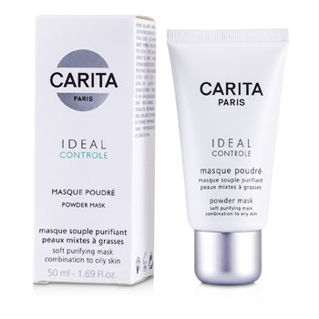 Ideal Controle Powder Mask (Combination to Oily Skin) 50ml/1.69oz
