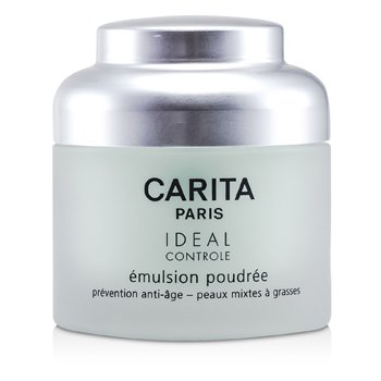 Ideal Controle Powder Emulsion (Combination to Oily Skin)  50ml/1.69oz
