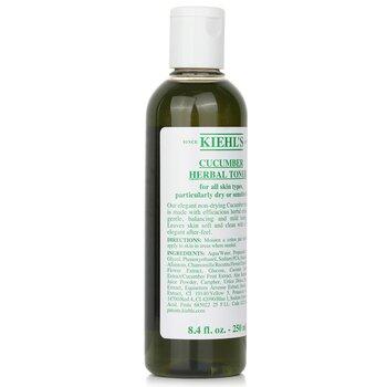 小黃瓜植物精華化妝水 (適用於乾性或敏感性皮膚)  250ml/8.4oz