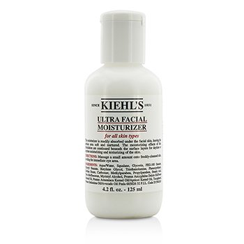 Ultra Facial Moisturizer - For All Skin Types  125ml/4.2oz