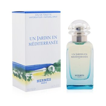 hermes un jardin de mediterranee eau de toilette spray f eau de toilette free worldwide. Black Bedroom Furniture Sets. Home Design Ideas