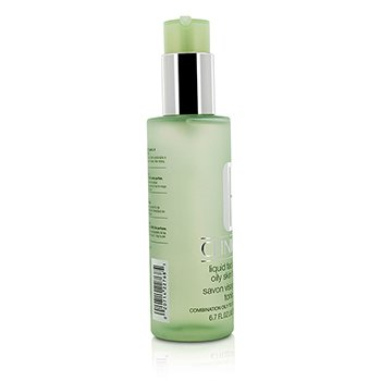 Liquid Facial Jabon Formula Piel Grasa  200ml/6.7oz