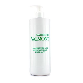Nature Cleansing With A Gel (Salon Size)  500ml/16.9oz