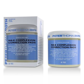 Max Complexion Correction Pads  60pads