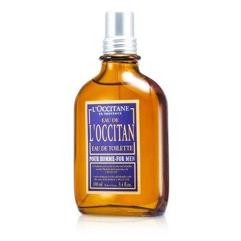 Eau De L'Occitan Pour Homme Eau De Toilette Spray  100ml/3.4oz
