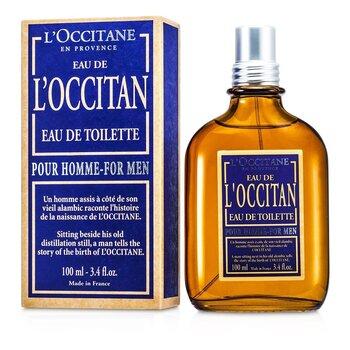 Eau De L'Occitane Pour Homme Agua de Colonia Vaporizador  100ml/3.4oz