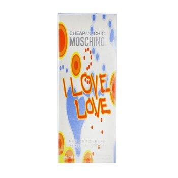 I Love Love toaletna voda u spreju  30ml/1oz