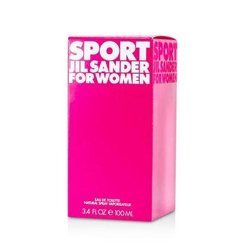 Sander Sport For Women Eau De Toilette Spray  100ml/3.4oz
