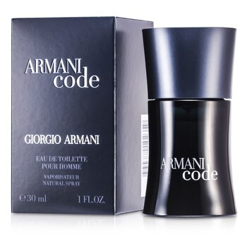 Armani Code Eau De Toilette Spray  30ml/1oz