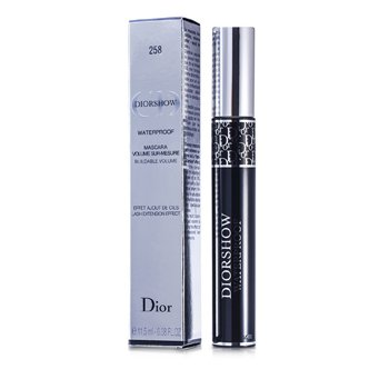 Diorshow Mascara Waterproof 11.5ml/0.38oz