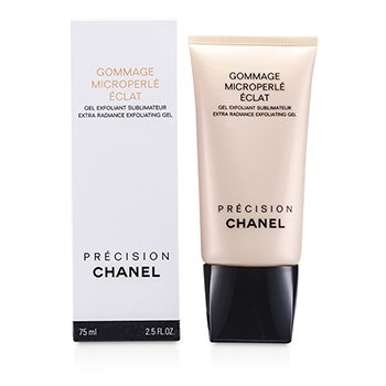 Chanel Precision Gommage Microperle Eclat Maxium Radiance Gel Exfoliante  75ml/2.5oz