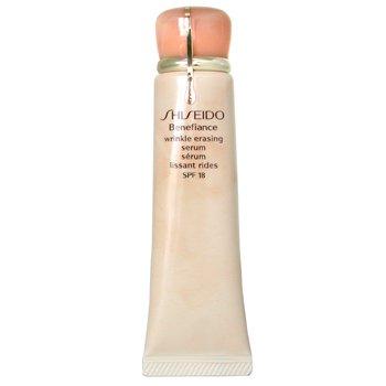 Shiseido Benefiance Wrinkle Erasing Serum crema con color Anti-imperfecciones y arrugas Protector SPF 18  40g/1.3oz