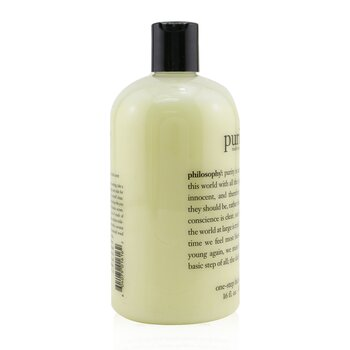 Purity Made Simple - One Step Facial Cleanser  473.1ml/16oz