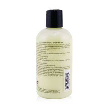 Purity Made Simple - One Step Facial Cleanser  236.6ml/8oz