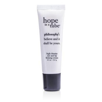 Hope In a Tube - High Density Eye & Lip Firming Cream  14.2g/0.5oz