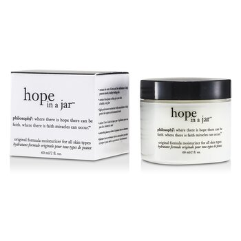 Hope In a Jar Moisturizer (All Skin Types)  56.7g/2oz
