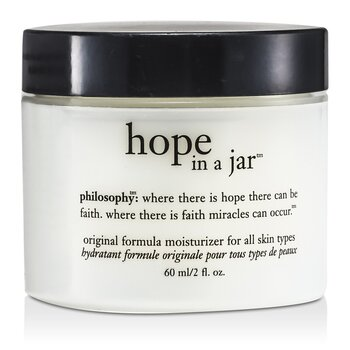 Philosophy Hope In a Jar Hidratante (Todo Tipo de Piel)  56.7g/2oz