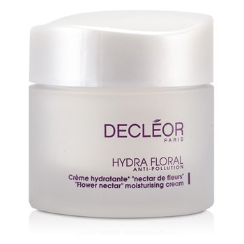 Hydra Floral Anti-Pollution Flower Nectar Moisturising Cream  50ml/1.7oz