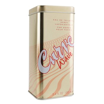 Curve Wave Eau De Toilette Spray  100ml/3.4oz