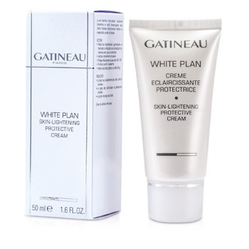 Gatineau White Plan Skin Lightening Protective Cream  50ml/1.6oz
