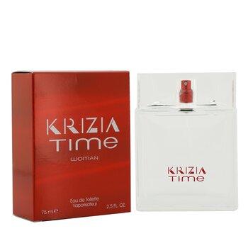 Krizia Time Eau De Toilette Spray  75ml/2.5oz