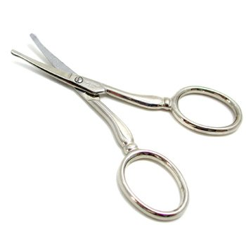 Tweezerman Nose, Ear, Facial Hair Scissors  -
