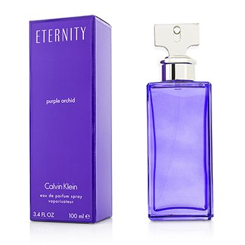 Eternity Purple Orchid Eau De Parfum Spray  100ml/3.4oz