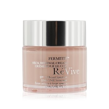 Re Vive Fermitif Neck Renewal Cream / Crema Renovadora Cuello-Escote  SPF15  75ml/2.5oz