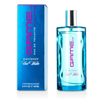 Cool Water Game For Her Eau De Toilette Spray  100ml/3.4oz