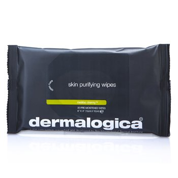 MediBac Clearing Skin Purifying Wipes  20 Wipes