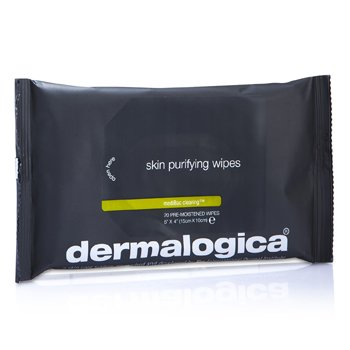Dermalogica MediBac Clearing Skin Purifying Wipes  20 Wipes