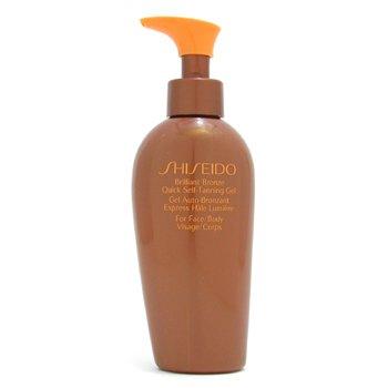 Brilliant Bronze Quick Self Tanning Gel (For Face & Body) 150ml/5oz