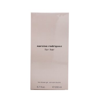 For Her Shower Gel  200ml/6.7oz