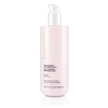 Lancaster Cleansing Block Comforting Cleansing Milk (Untuk Kulit Kering)  400ml/13.5oz