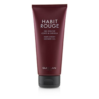 Guerlain Habit Rouge Șampon Complet  200ml/6.7oz