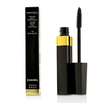 Chanel Inimitable Multi Dimensional Mascara - # 10 Black  6g/0.21oz