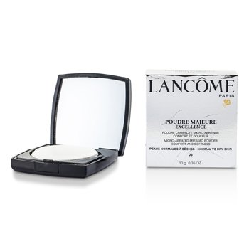 Lancome Poudre Majeur Excellence Micro Aerated Pressed Powder - No. 03 Sable  10g/0.35oz
