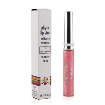 Phyto Lip Star Extreme Shine  7ml/0.22oz