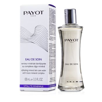 Payot Eau De Soin Refreshing Mineral Skin Care Water - Agua Mineral Refrescante   100ml/3.3oz