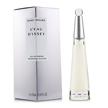 L'Eau D'Issey Eau De Parfum Refillable Spray (New Packaging)  25ml/0.84oz