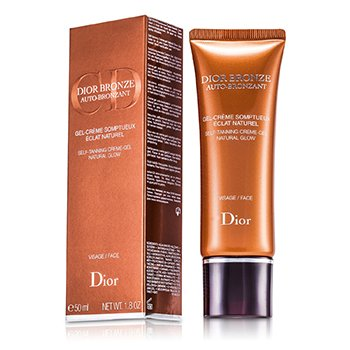 Christian Dior Dior Bronze Self Tanner Natural Glow For Face  50ml/1.8oz