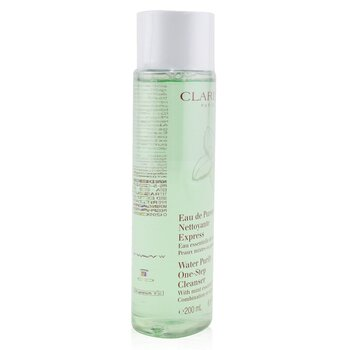 Water Purify One Step Cleanser w/ Mint Essential Water (For Combination or Oily Skin)  200ml/6.8oz