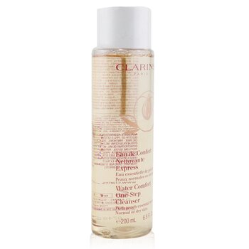 Water Comfort One-Step Cleanser with Peach Essential Water - For Normal or Dry Skin  200ml/6.8oz