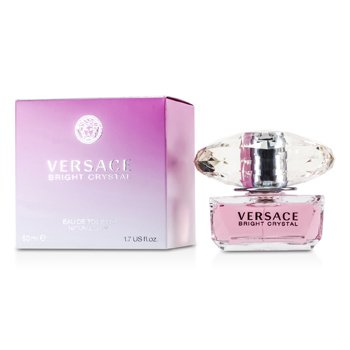 Versace Bright Crystal Agua de Colonia Vaporizador  50ml/1.7oz