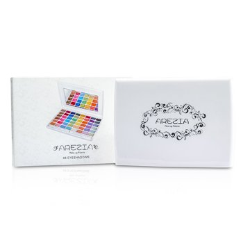 Arezia 48 Eyeshadow Collection - No. 02  62.4g