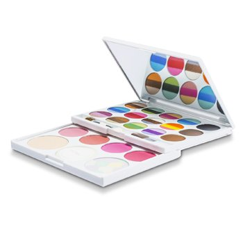 Arezia MakeUp Kit AZ 01205 (36 Colours of Eyeshadow, 4x Blush, 3x Brow Powder, 2x Powder)  -