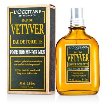 Vetyver Eau De Toilette Spray 100ml/3.4oz