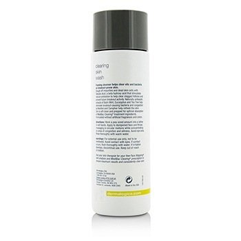 MediBac Clearing Skin Wash  250ml/8.4oz